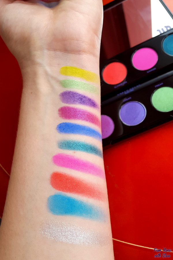 swatch ud electric palette