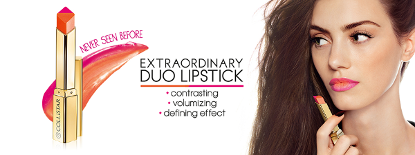 visual collistar duo lipstick