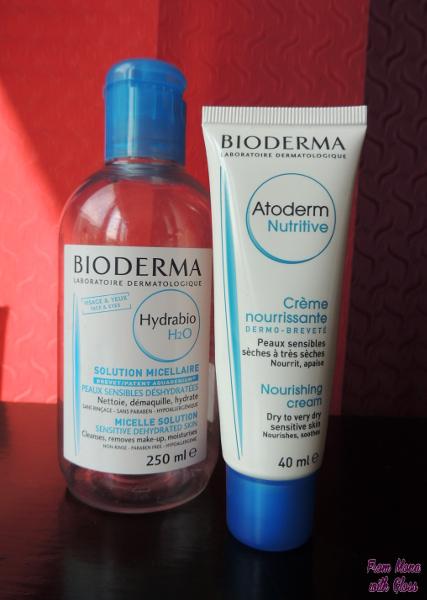 bioderma atoderm nutritive lotiune micelara hydrabio