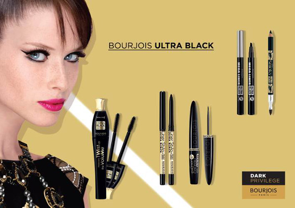 gama bourjois ultra black