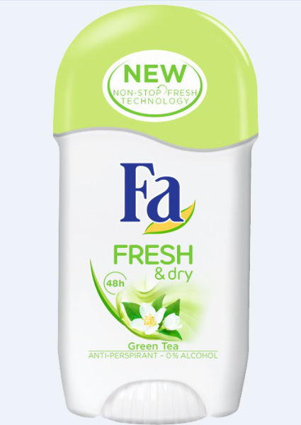 Fa Fresh & Dry Green Tea_stick