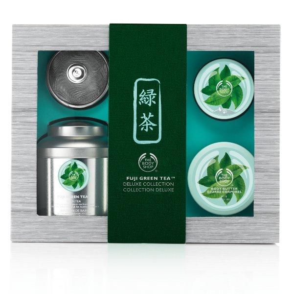 Fuji Green Tea deluxe addition