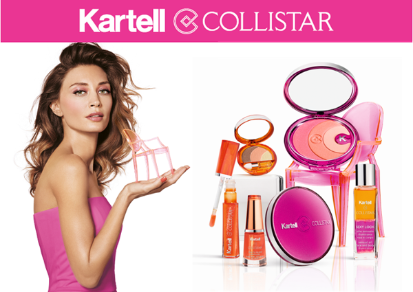 collistar kartell transparency