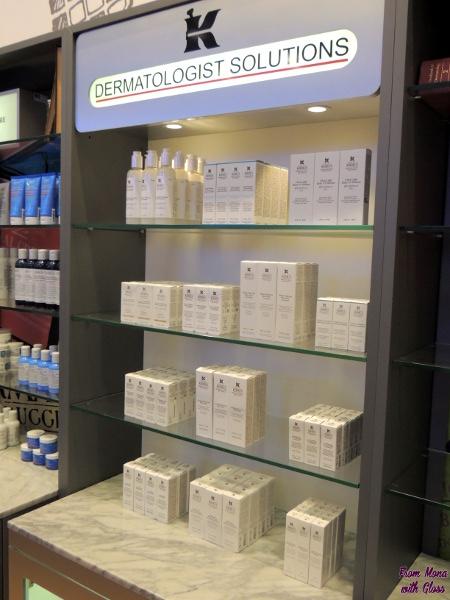 dermatologist solutions kiehl's