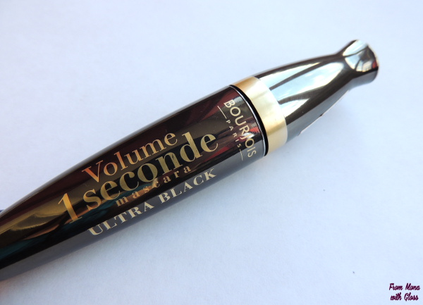 mascara volume 1 seconde bourjois
