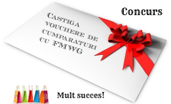 Concurs Gift Vouchers FMWG 24 mai 600 px