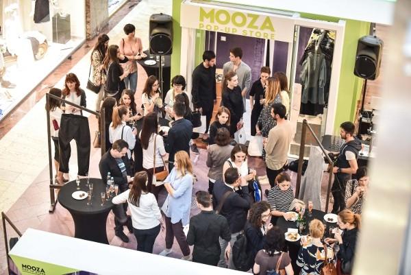 Eveniment MOOZA Pop-up store -Bluzat