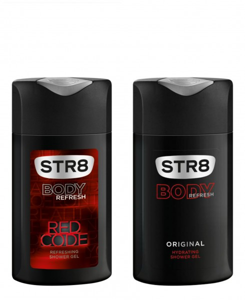 red code and original