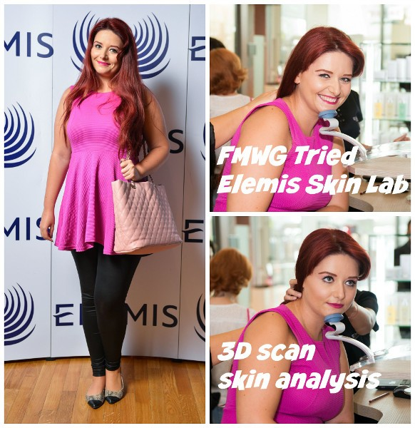 fmwg tried elemis skin analysis