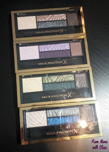 palete max factor