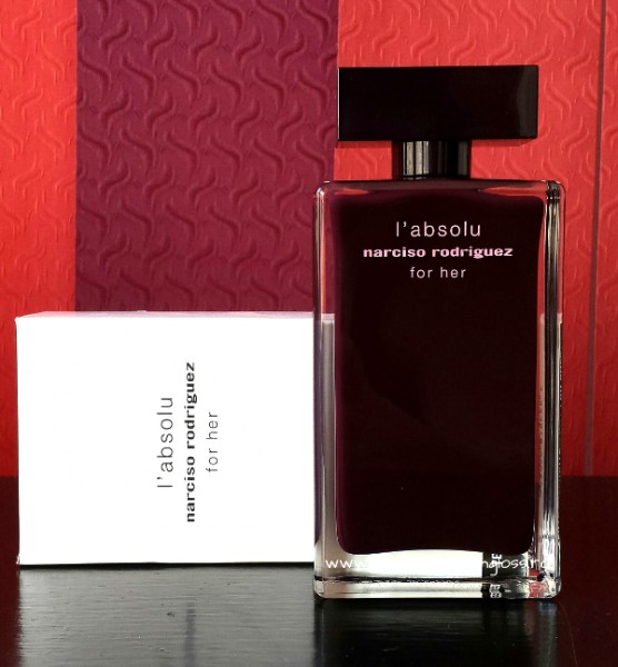 narciso rodriguez l'absolu fmwg
