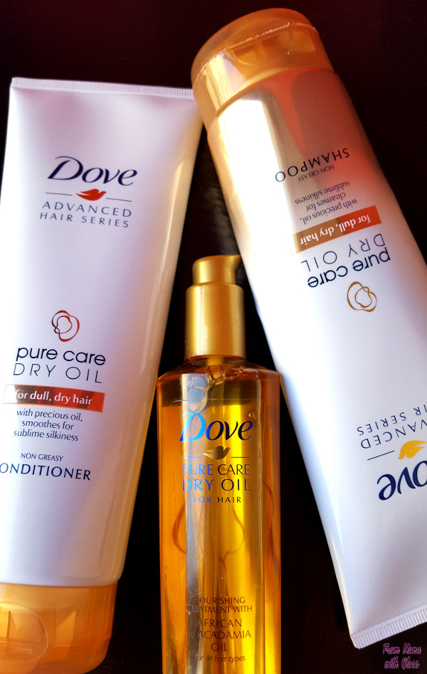 fmwg dove pure care dry oil 2