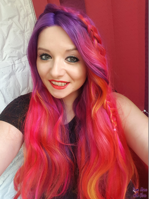 sunset hair fmwg 17