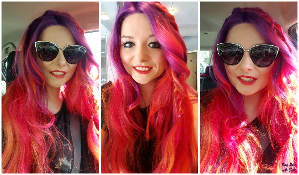 sunset hair fmwg 2