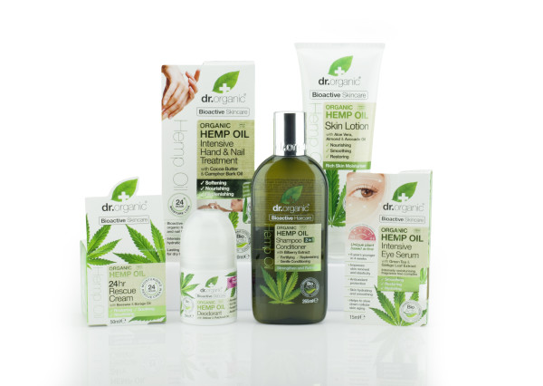 Hemp Oil Range