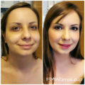 fmwg makeup nude before and after