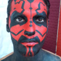 darth maul sfx fmwg makeup
