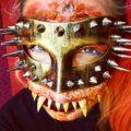 monstru cu dinti sfx makeup fmwg