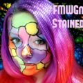 stained glass fmwg makeup