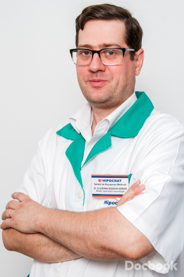 Dr Clujeanu Bogdan Adrian Hipocrat