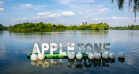 Strongbow Appletone Party 2018_Lake Area