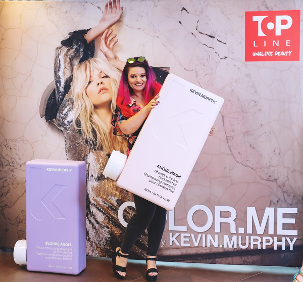 kevin murphy color me